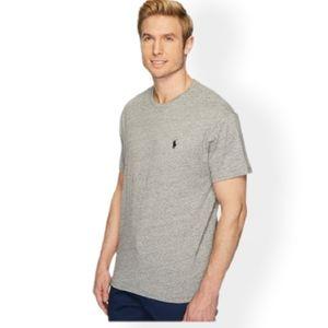 Polo Ralph Lauren Classic Fit Crew T-Shirt Gray M